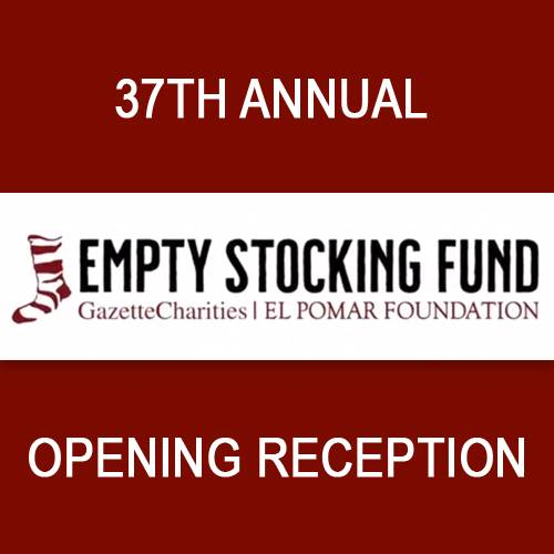 Empty Stocking Fund's 37th Annual Opening Reception